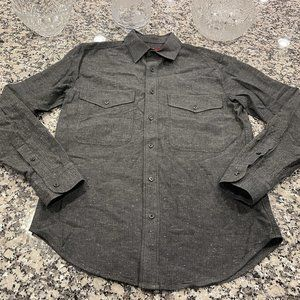 Men's 7 For All Mankind Button Up Long Sleeve Top